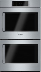 """30"""" Double Wall Oven, Right SideOpening Door, HBLP651RUC, Stainless Steel Product Image"""