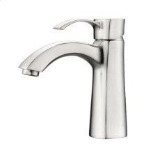 Elyria Single Handle Lavatory Faucet - Brushed Nickel