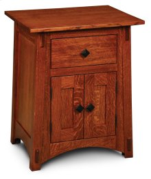 McCoy Nightstand with Doors