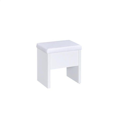 Incredible 300290 In By Coaster In Beaumont Tx Contemporary White Caraccident5 Cool Chair Designs And Ideas Caraccident5Info