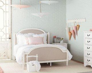 Sisters Upholstered Bedroom