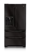 4-Door French Door Refrigerator with Ice and Water Dispenser (25 cu.ft.)