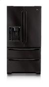 4-Door French Door Refrigerator with Ice and Water Dispenser (25 cu.ft.)