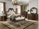 Isabel Night Stand- Marble Top Product Image