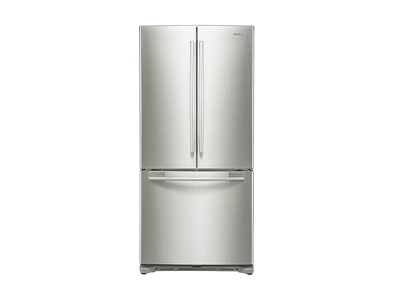 Samsung18 Cu. Ft. Counter Depth French Door Refrigerator In Stainless Steel