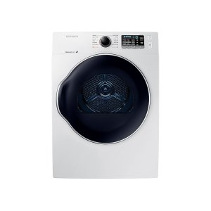 SAMSUNG4.0 cu. ft. Electric Dryer in White
