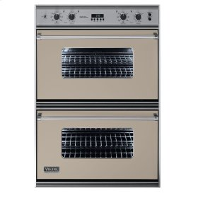 """Taupe 36"""" Double Electric Oven - VEDO (36"""" Double Electric Oven)"""