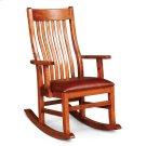 Urbandale II Arm Rocker with Cushion Seat, Fabric Cushion Seat Product Image