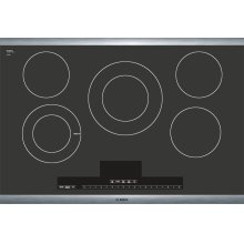 Benchmark Series - Black with Stainless Steel Frame NETP066SUC