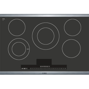 BoschBENCHMARK SERIESBenchmark Series - Black with Stainless Steel Frame NETP066SUC