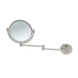 Swing Arm Mirror #1 in Satin Nickel Product Image