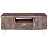 Hermaine 2-door, 1-drawer Media Console Product Image