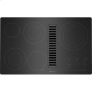 """Electric Radiant Downdraft Cooktop with Electronic Touch Control, 36"""" Product Image"""