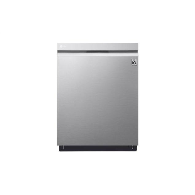 LG Appliances Top Control Dishwasher with QuadWash™ and EasyRack™ Plus