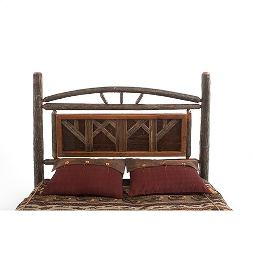 Old Yellowstone - Original Jackson Bed Heritage and Original Panel - California King Bed (complete)