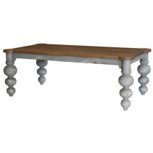 Boules Dining Table 6'