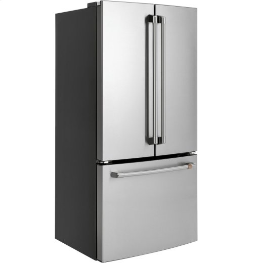 Café ENERGY STAR® 18.6 Cu. Ft. Counter-Depth French-Door Refrigerator