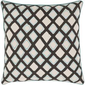 "Omo OMO-002 18"" x 18"" Pillow Shell with Down Insert"