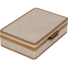 Chagrin Decorative Box