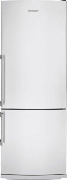 FLOOR MODEL- 28 Inch Counter Depth Bottom-Freezer Refrigerator