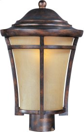 Balboa VX 1-Light Outdoor Pole/Post Lantern