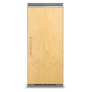 "Viking36"" Custom Panel All Freezer, Right Hinge/Left Handle"
