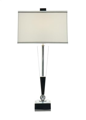 Inverted Crystal Lamp