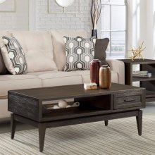 Vogue - Coffee Table - Umber Finish