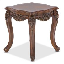 Sienna End Table Butterscotch