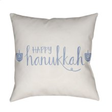 "Happy Hannukah HDY-029 20"" x 20"""