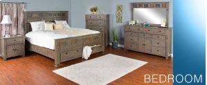 Scottsdale Queen Bed w/ Storage