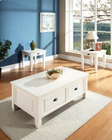 Chesterfield 3-Pack, White