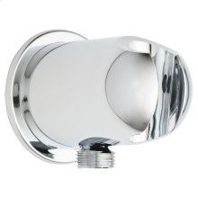 Wall Supply Bracket - Polished Chrome