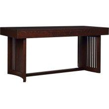 Oak Park Slope Spindle Desk