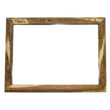 Antique White Mirror