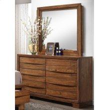 SS-BJ600 Bedroom  Dresser and Mirror