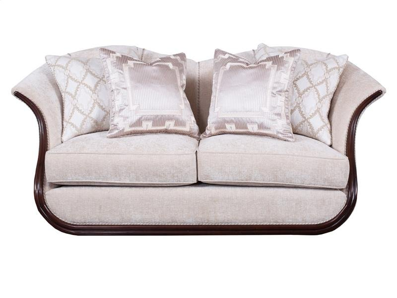 loveseats collections ivory deea adams sofas products keynote loveseat furniture