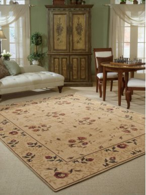 SOMERSET ST05 IV RECTANGLE RUG 3'6'' x 5'6''