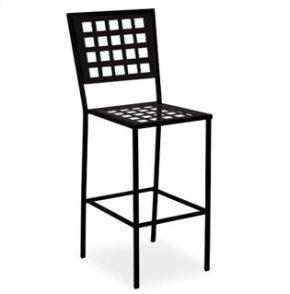 Armless Bar Stool - Padded Seat