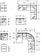 403 SECTIONAL PIECES Product Image