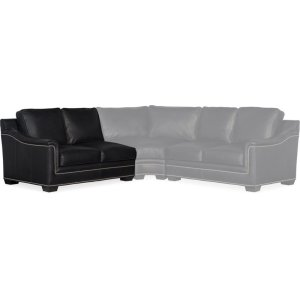 Bradington Young Randleman LAF Stationary Loveseat 8-Way Tie 229-57