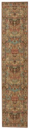 LIVING TREASURES LI02 MTC RUNNER 2'6'' x 12'