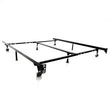 Low Profile Adjustable Bed Frame Wheels