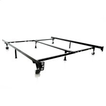 Low Profile Adjustable Bed Frame Glides