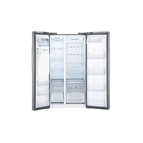 22 cu. ft. Smart wi-fi Enabled Side-by-Side Counter-Depth Refrigerator