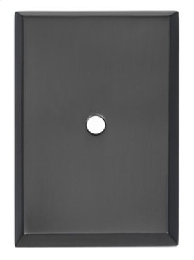 Traditional Backplate A610-45 - Bronze