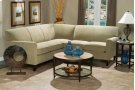 Digby Leather Sectional Product Image