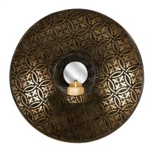 Cocobolo Mirrored Wall Sconce