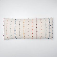 Kiara Multicolored Loop Pillow
