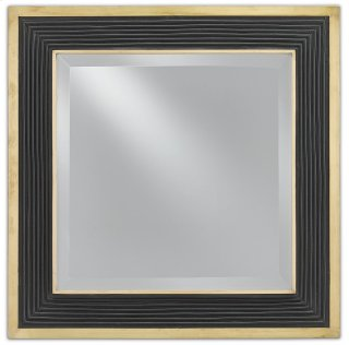 Loren Mirror, Square - 24h x 24w x 1.5d